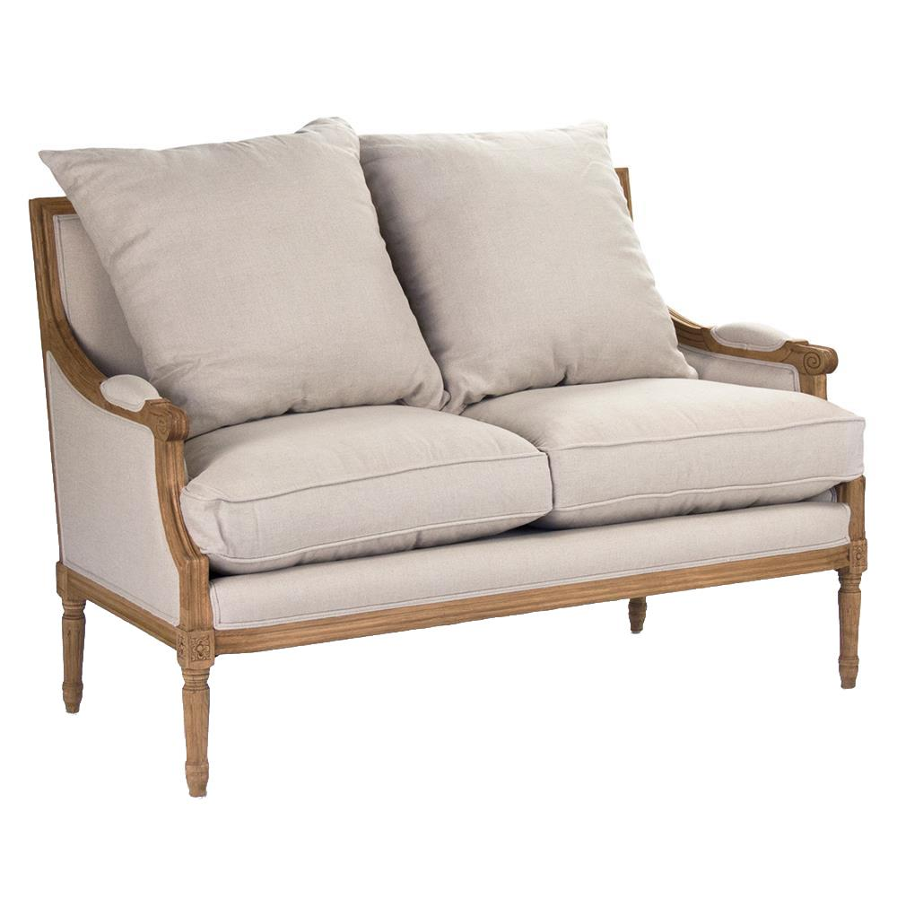 French Louis Sofa