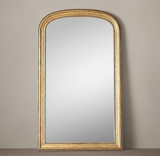 Glit Leaner Mirror